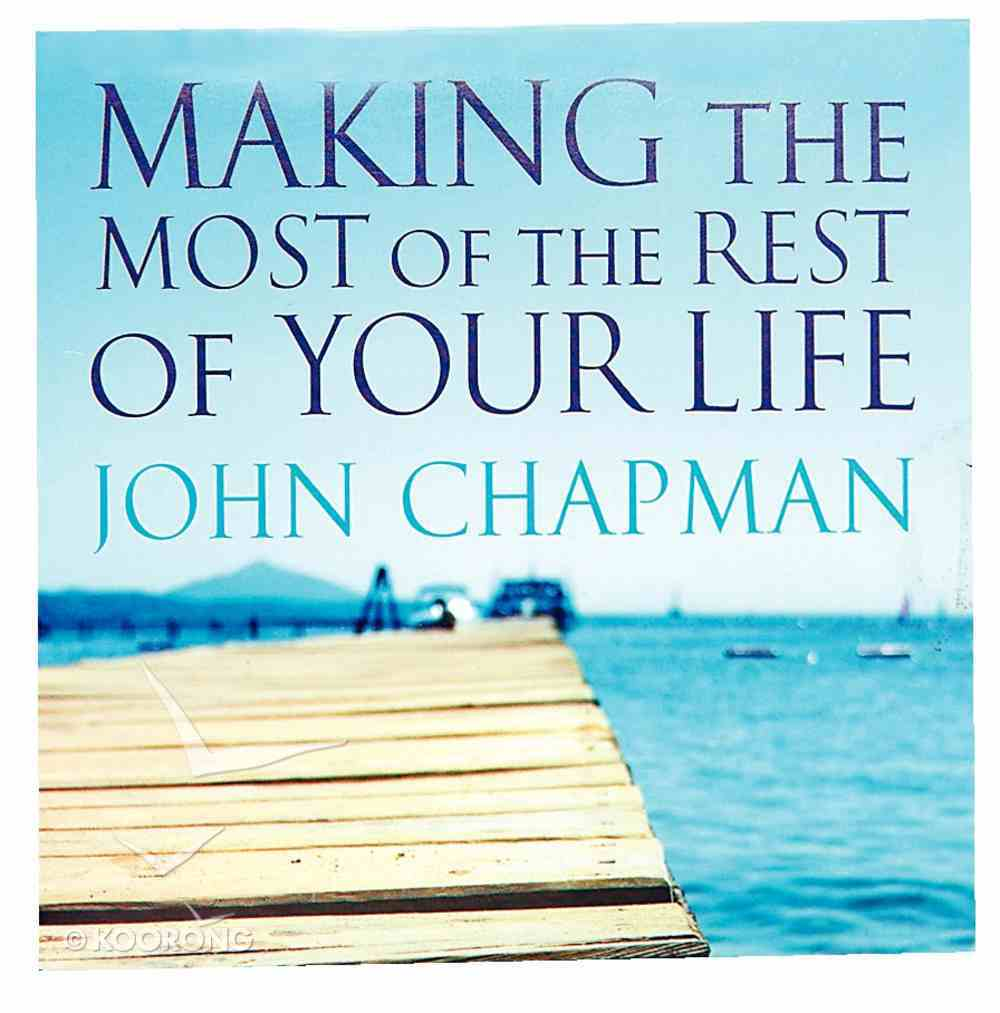 Making the Most of the Rest of Your Life DVD