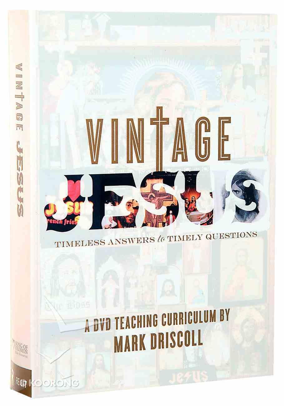 Vintage Jesus (Curriculum Kit) Pack