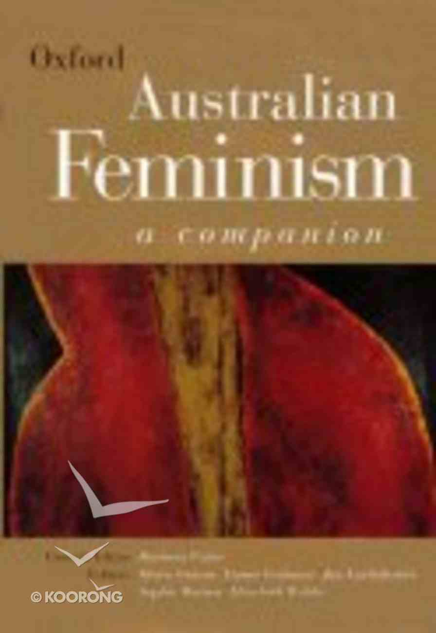 Australian Feminism Paperback
