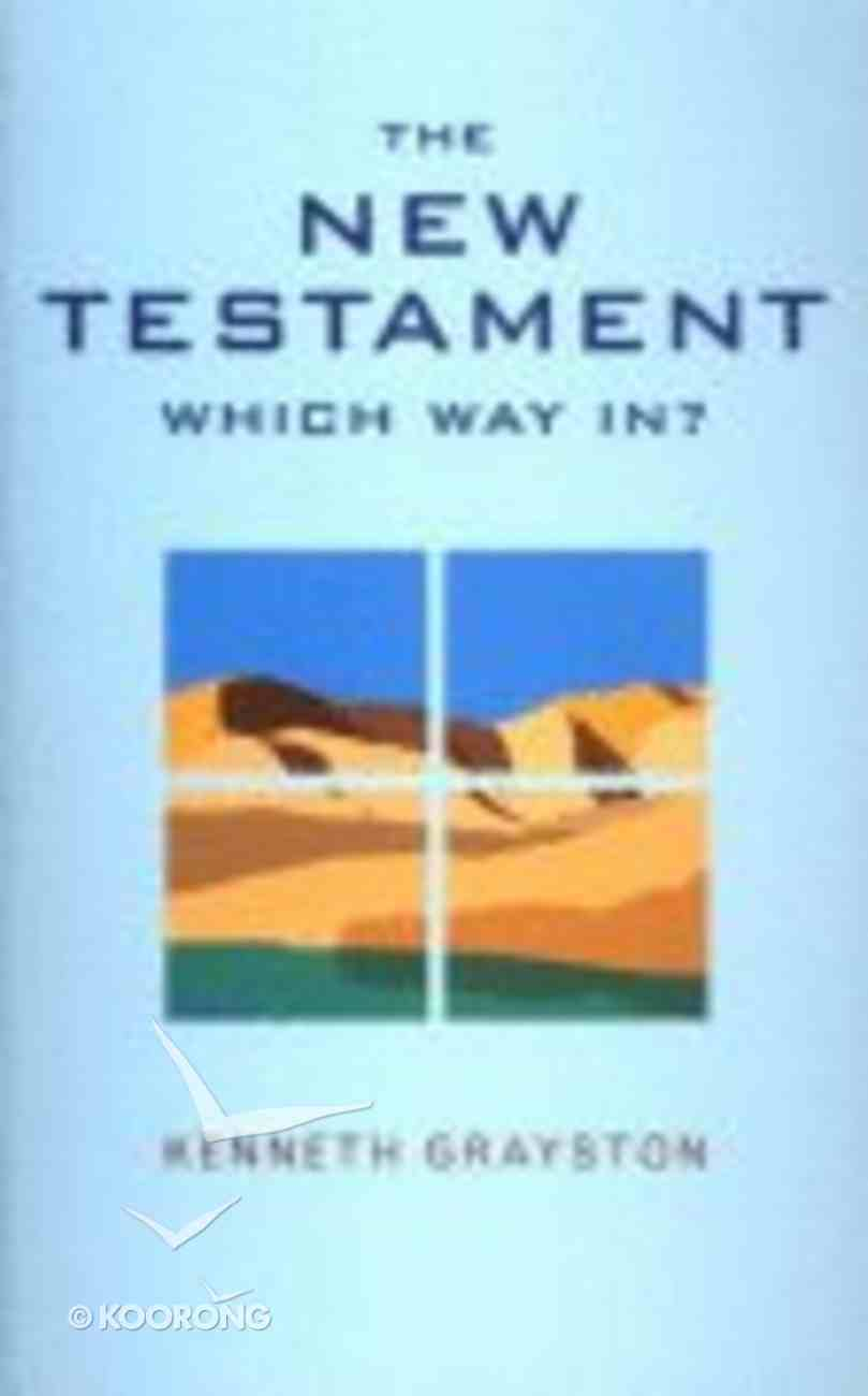 The New Testament Paperback