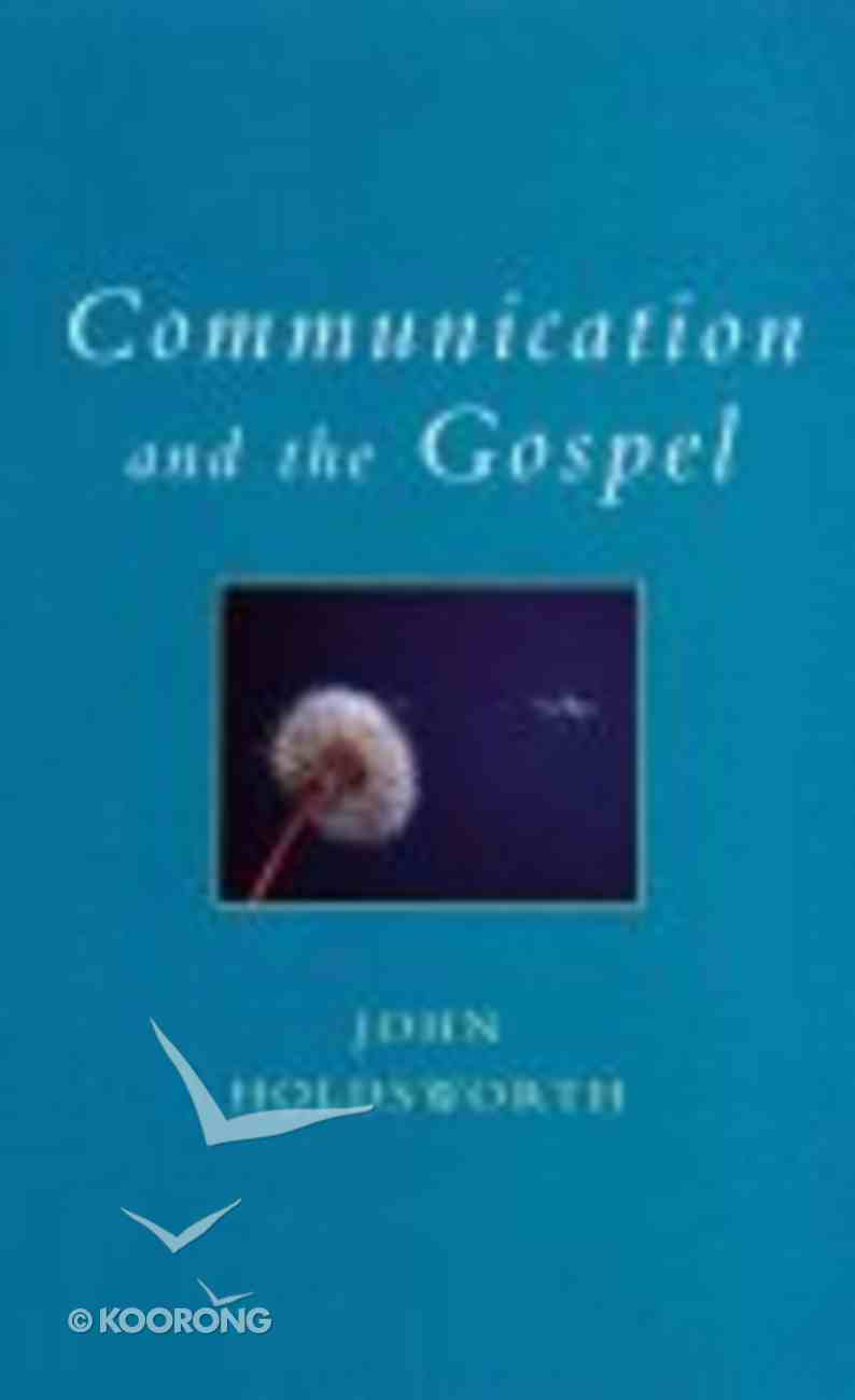 Communication and the Gospel Paperback