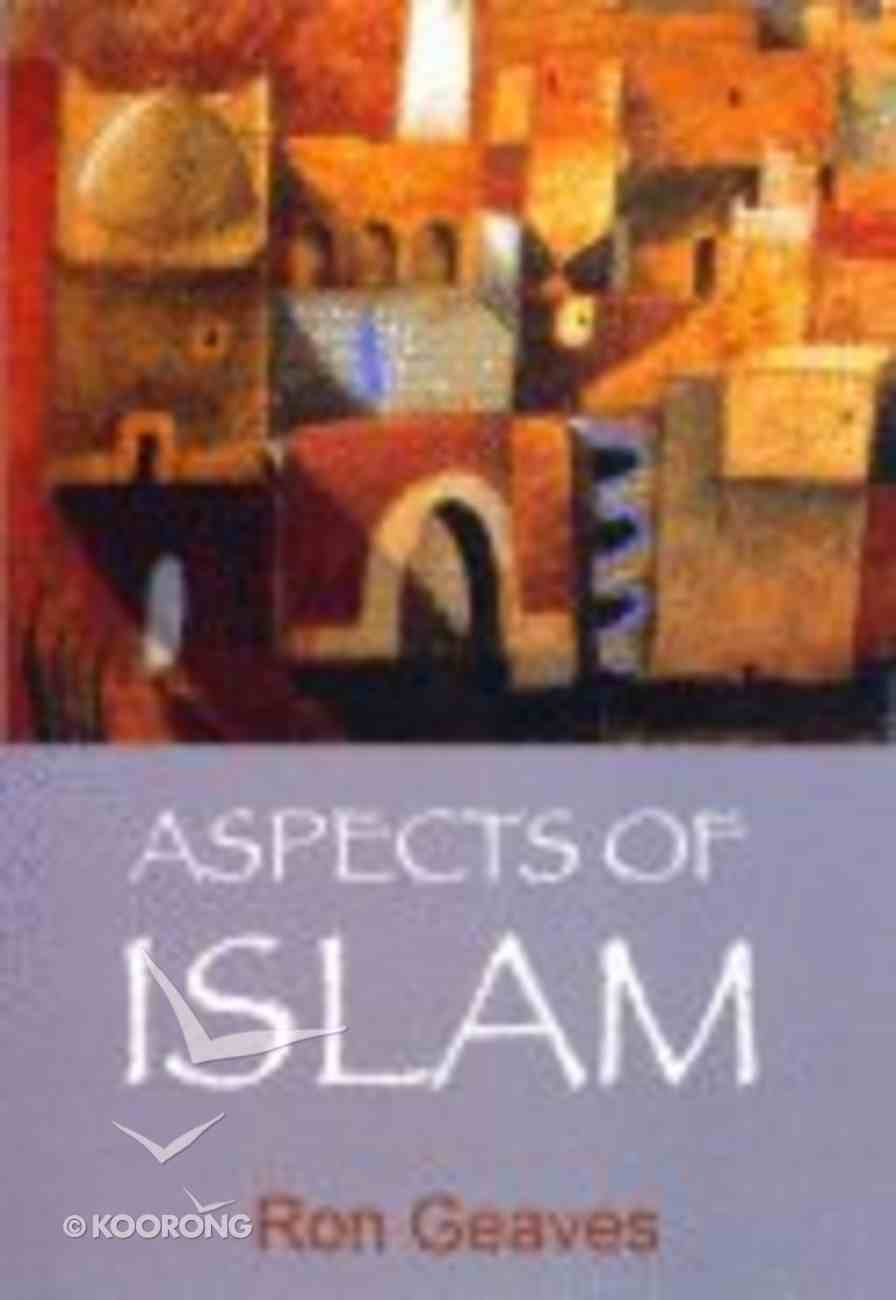 Aspects of Islam Paperback