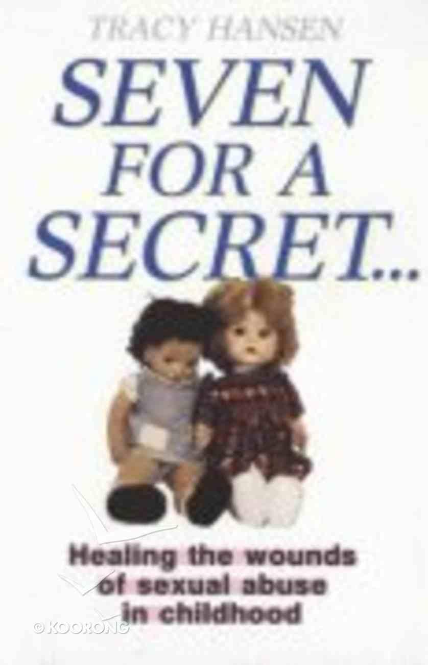 Seven For a Secret... Paperback