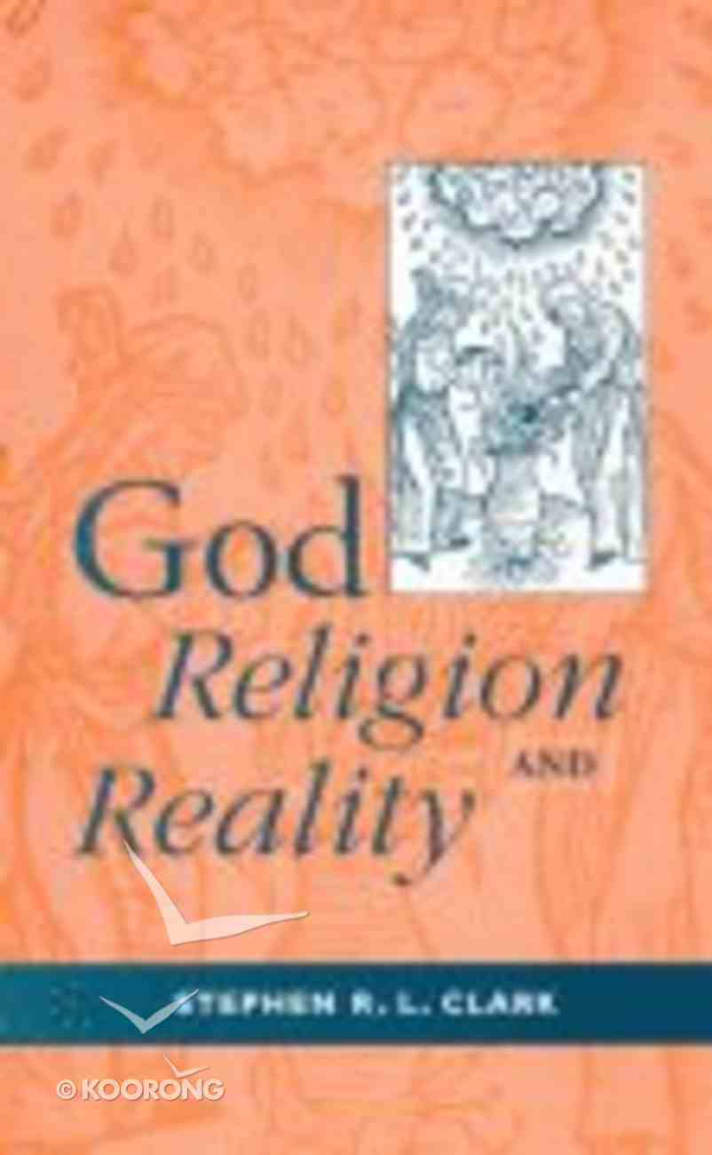 God, Religion and Reality Paperback