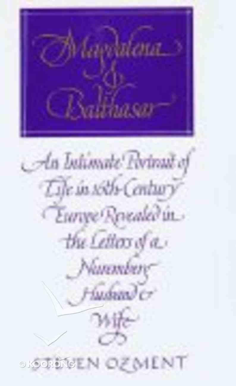 Magdalena & Balthasar Paperback