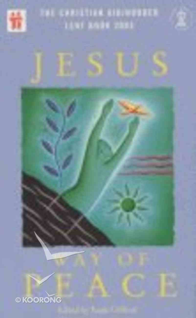 Jesus - Way of Peace Paperback