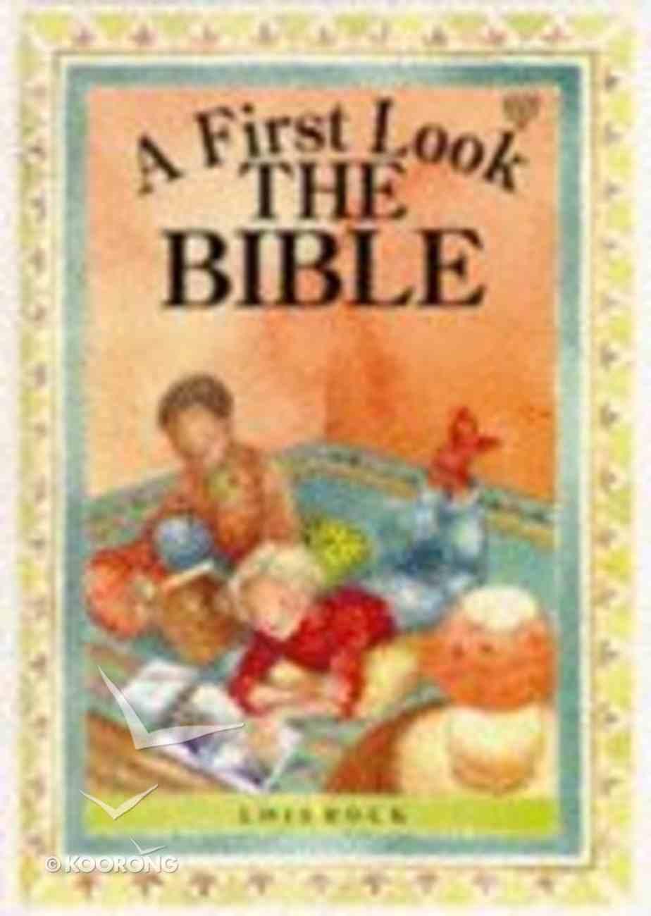 The Bible (First Look Series) Hardback