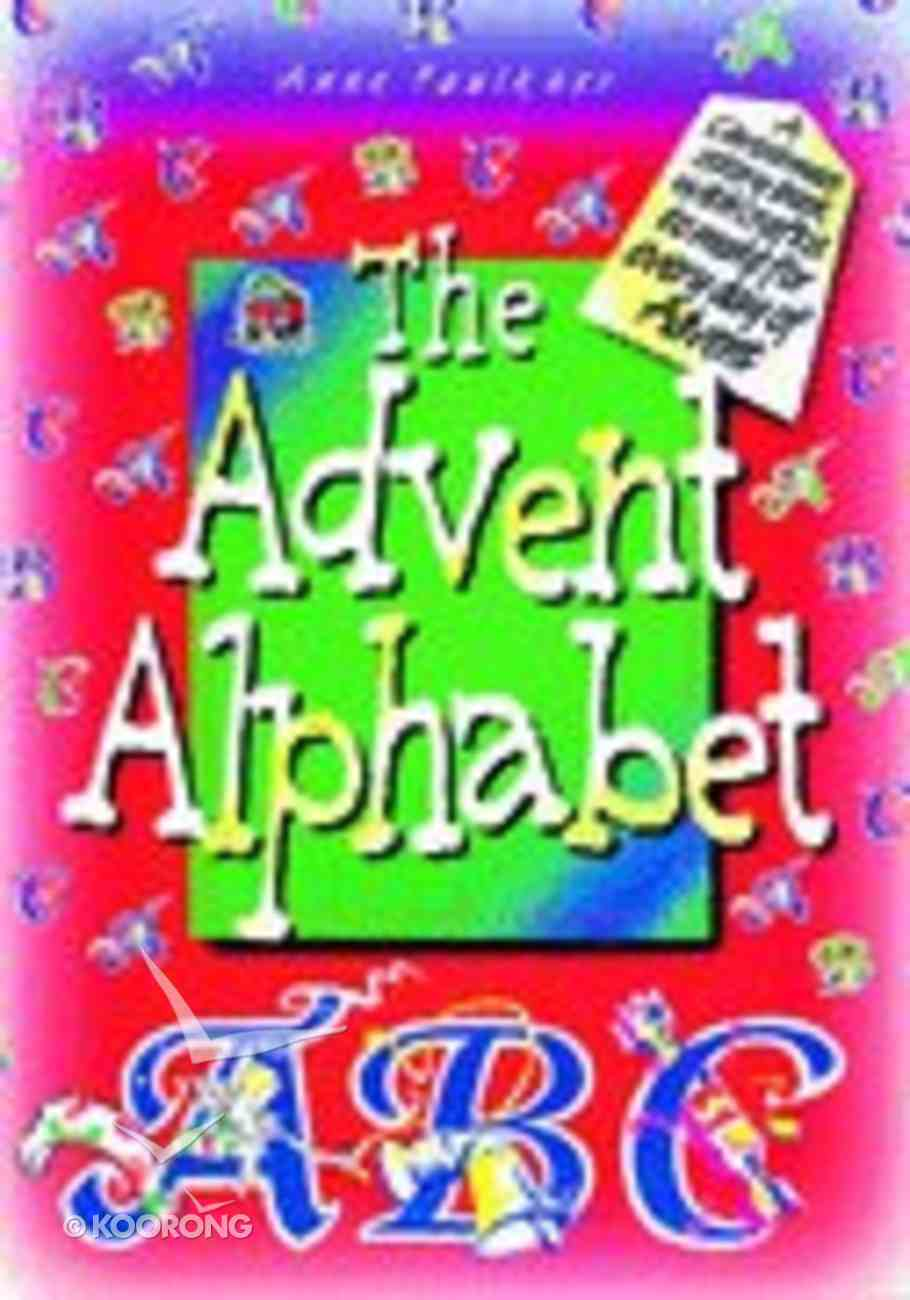 The Advent Alphabet Paperback