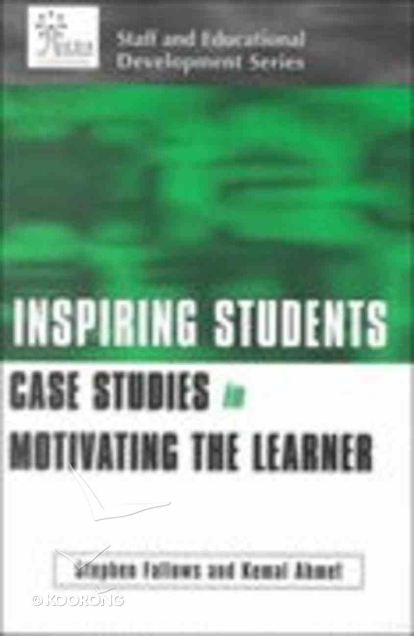 Inspiring Students Paperback