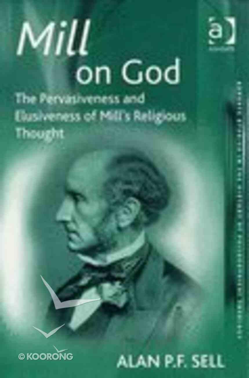 Mill on God Paperback