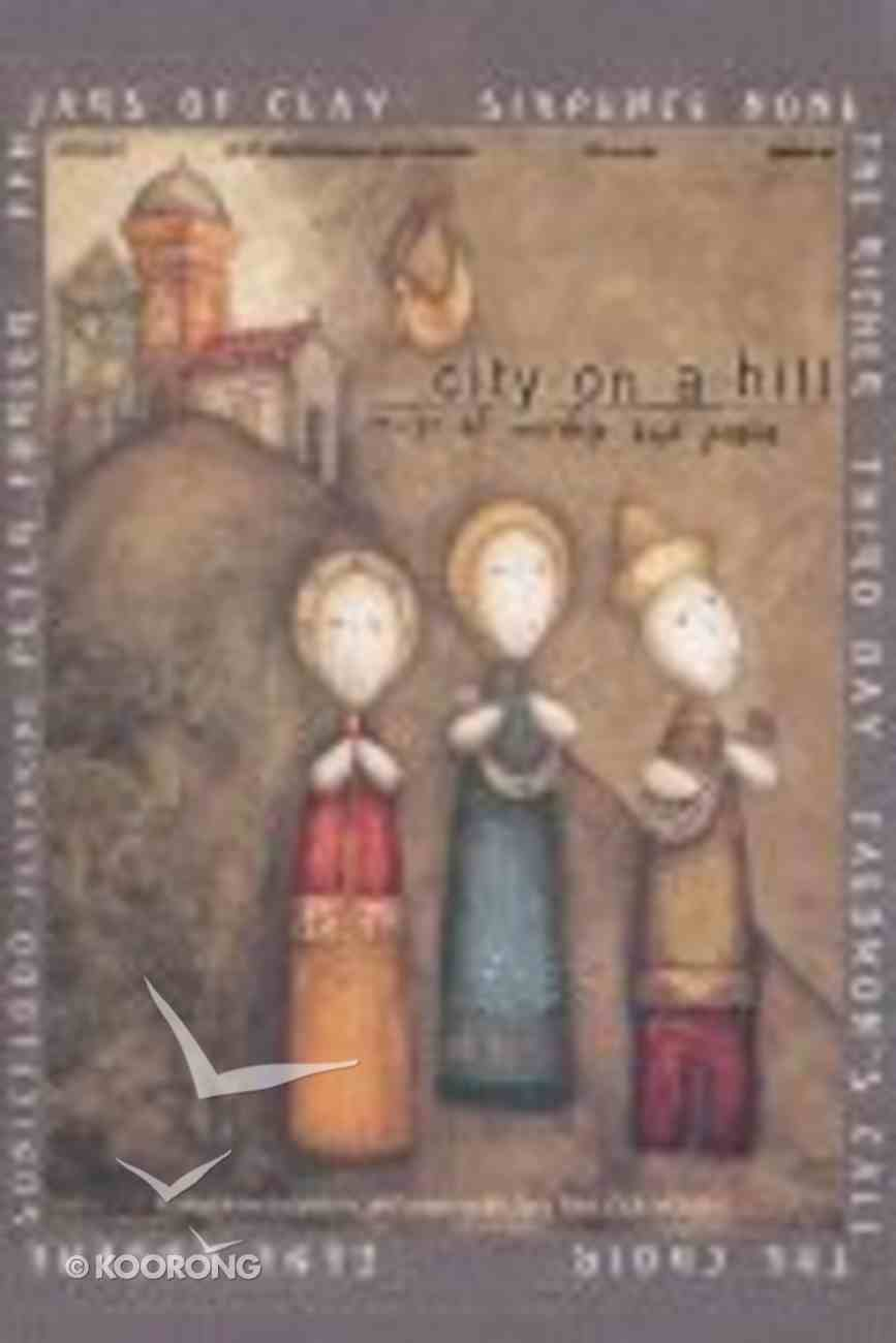 City on a Hill (Music Book) (Songbook) Paperback