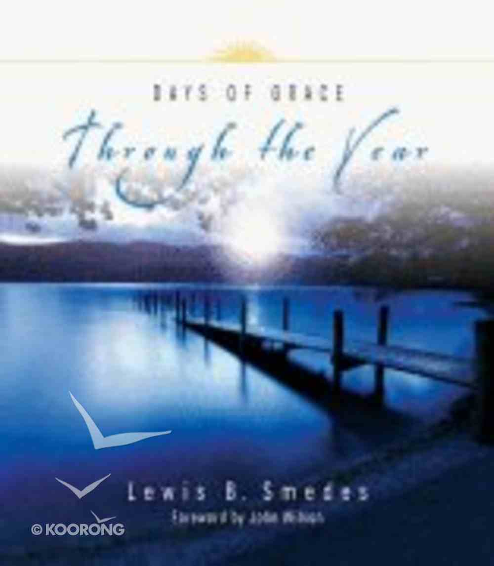 Days of Grace Through the Year Paperback