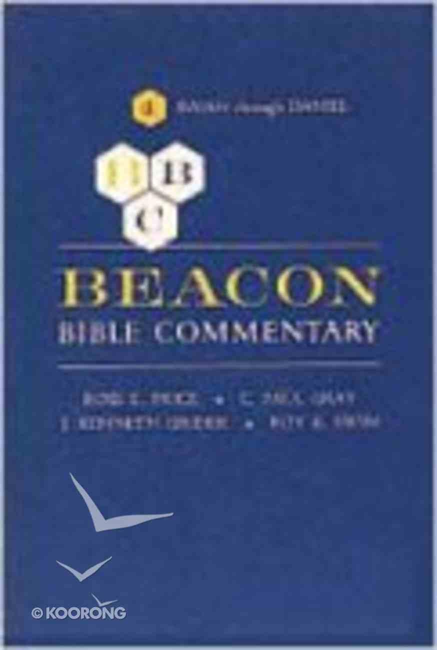 Isaiah - Daniel (#04 in Beacon Bible Commentary Series) Hardback