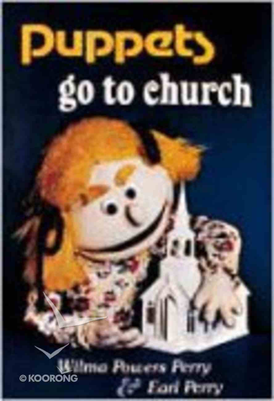 Puppets Go to Church Paperback
