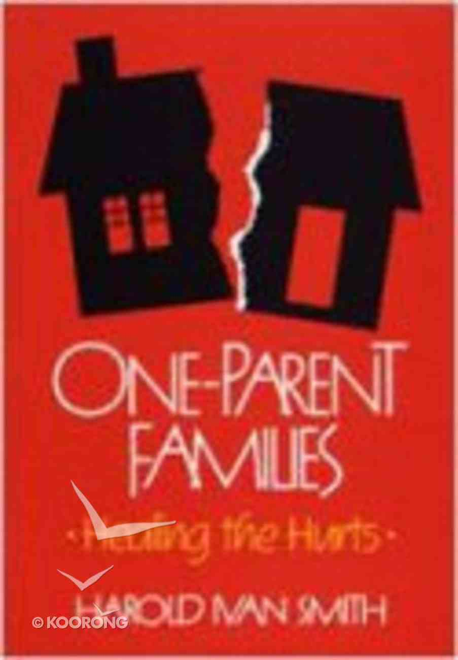 One-Parent Families Paperback