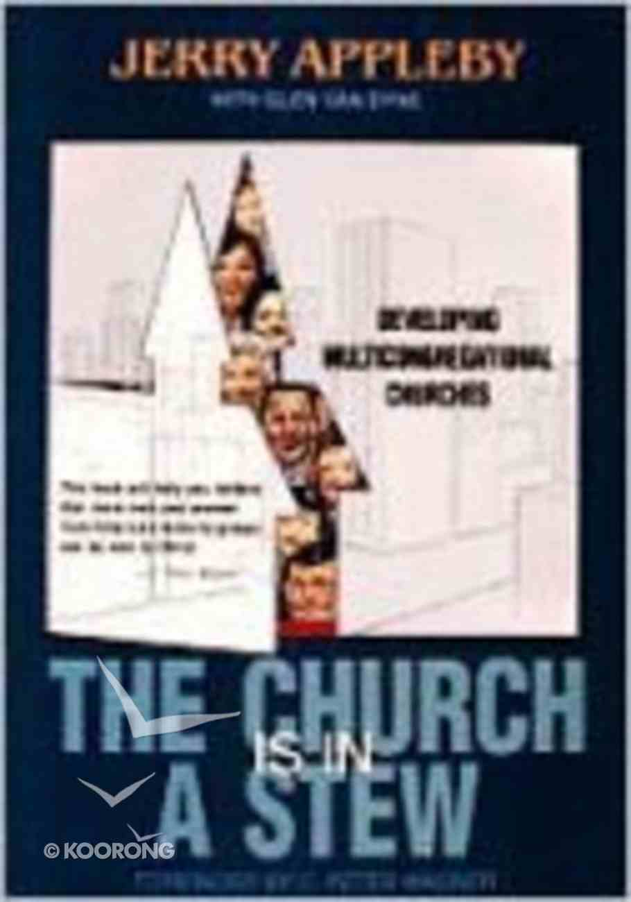 The Church is a Stew Paperback