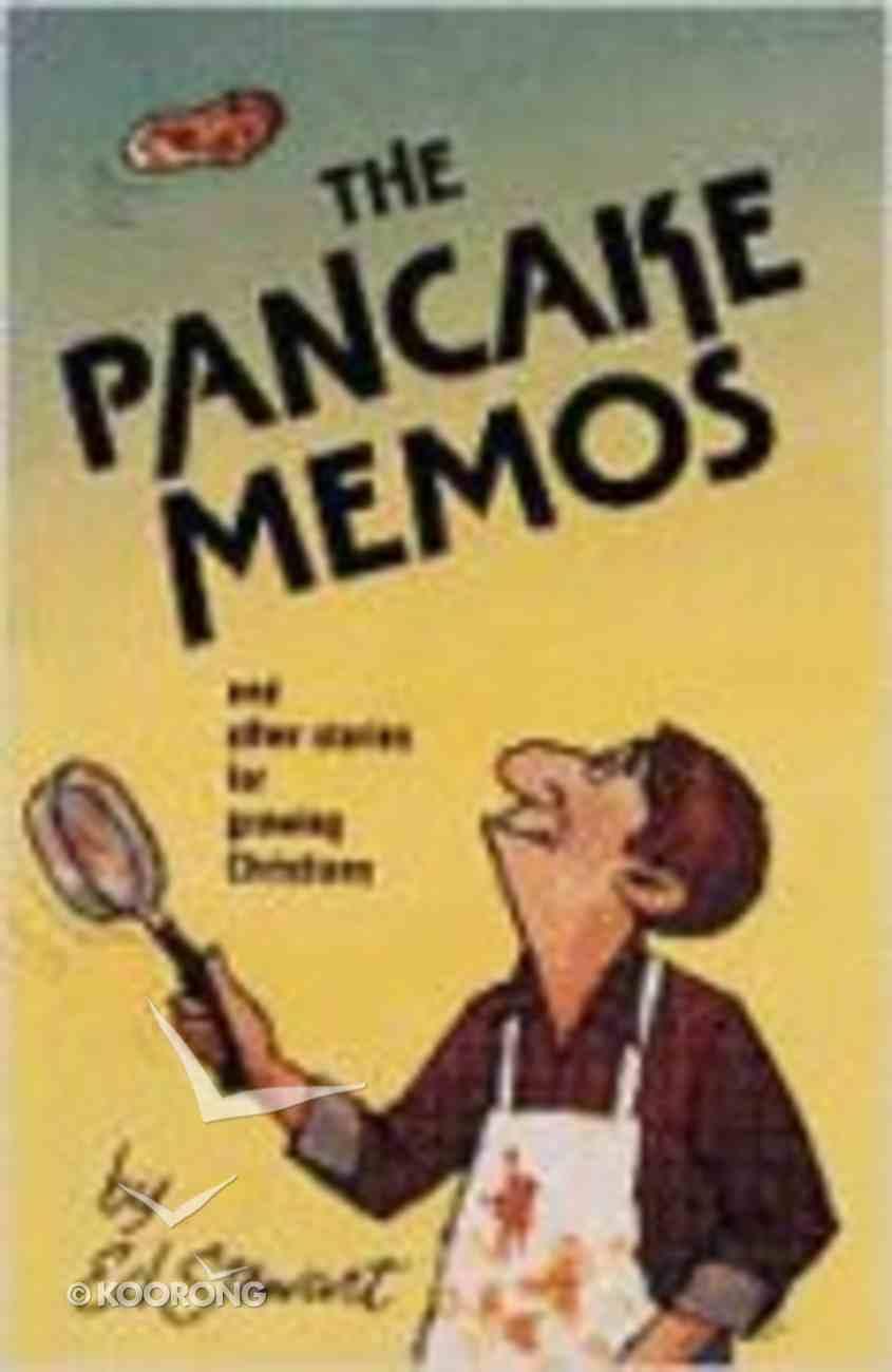 The Pancake Memos Paperback