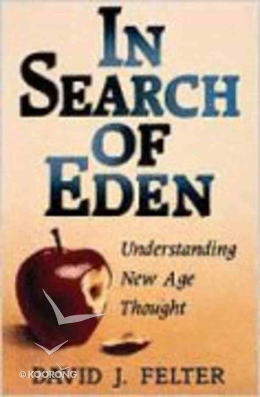In Search of Eden Paperback