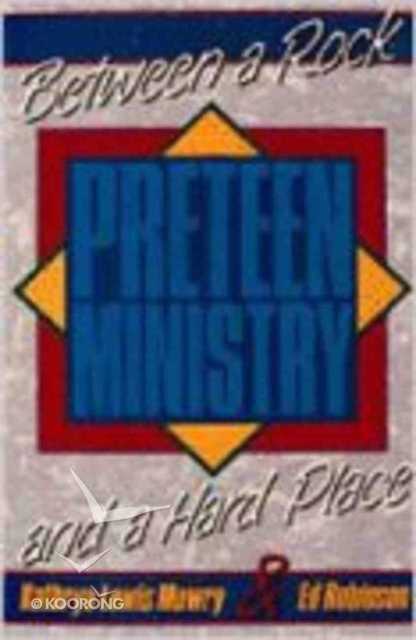 Preteen Ministry Paperback