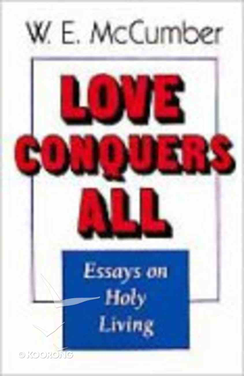 Love Conquers All Paperback