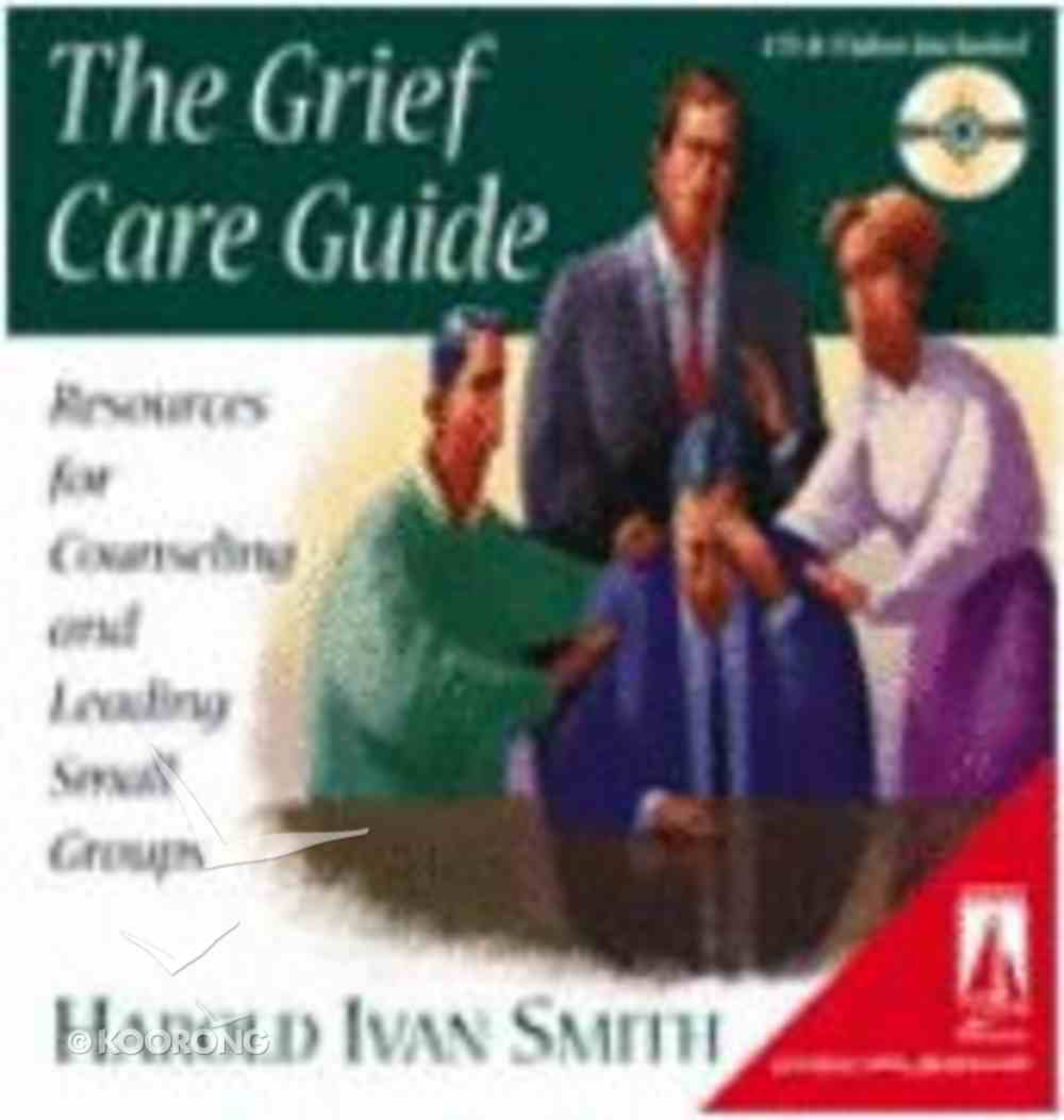 The Grief Care Guide (Includes CD) (Lifestream Resources Kits Series) Ring Bound