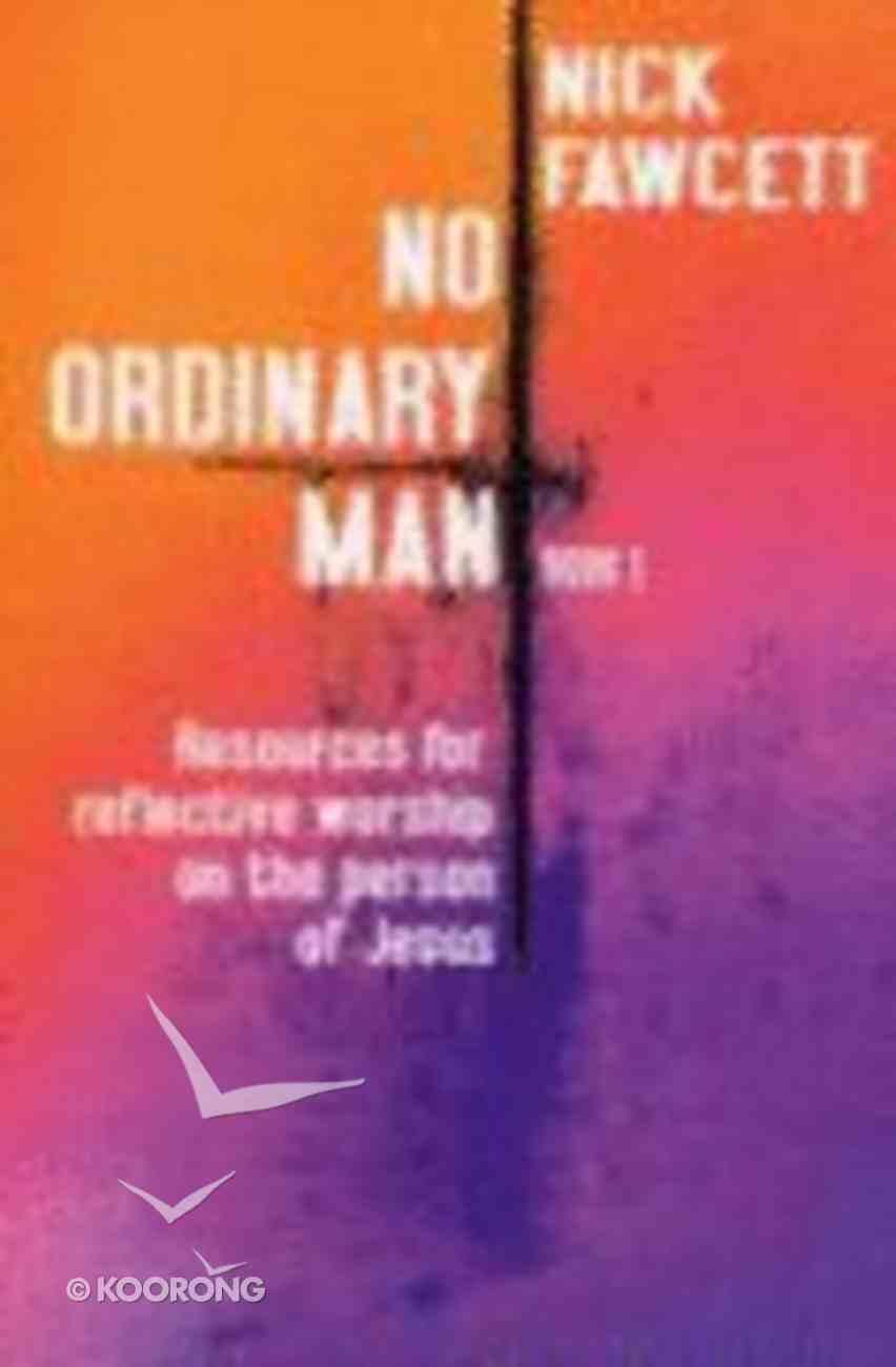 No Ordinary Man Paperback
