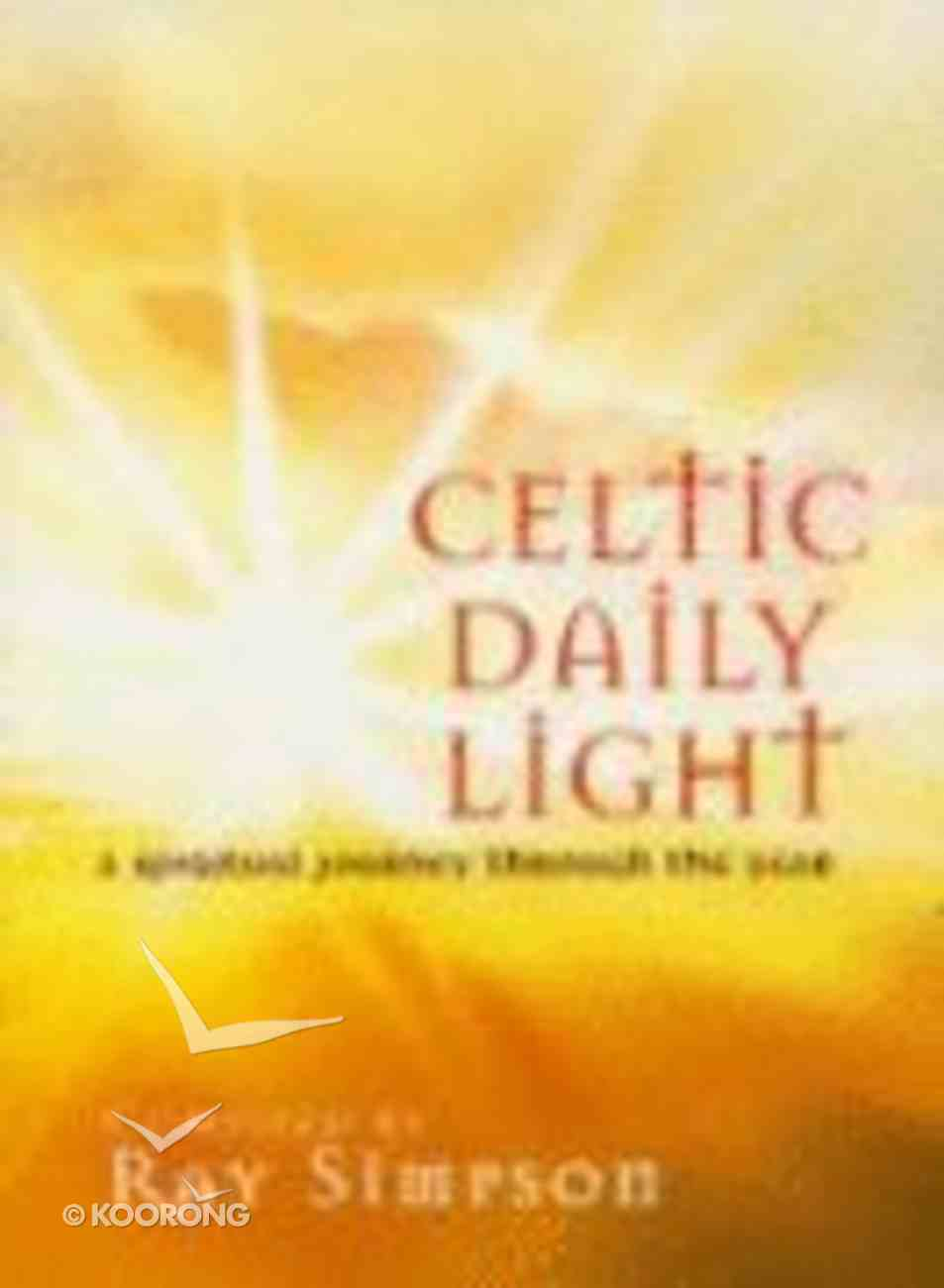 Celtic Daily Light Paperback