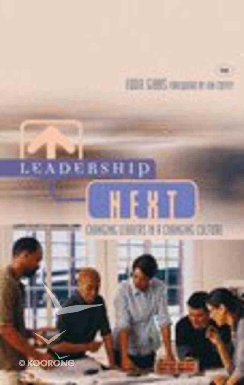 Leadership Next Paperback