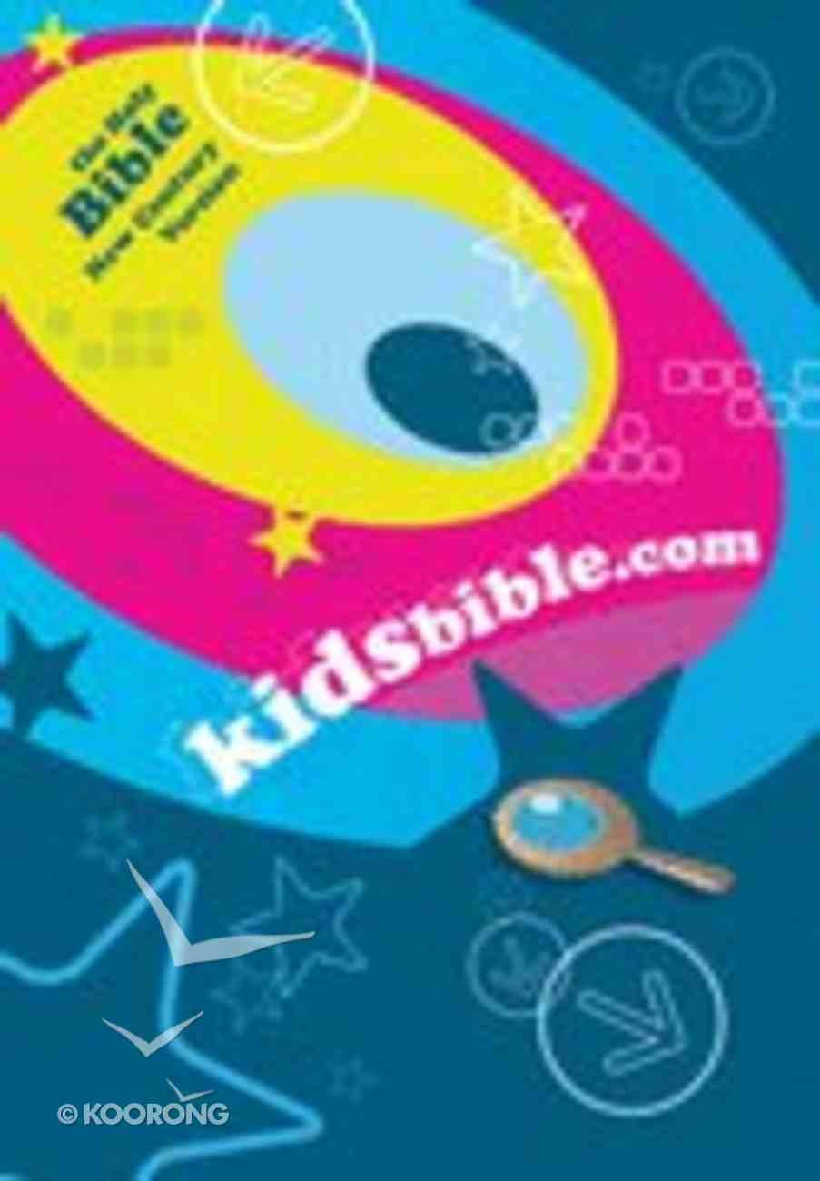 Ncv Kidsbible.Com Hardback