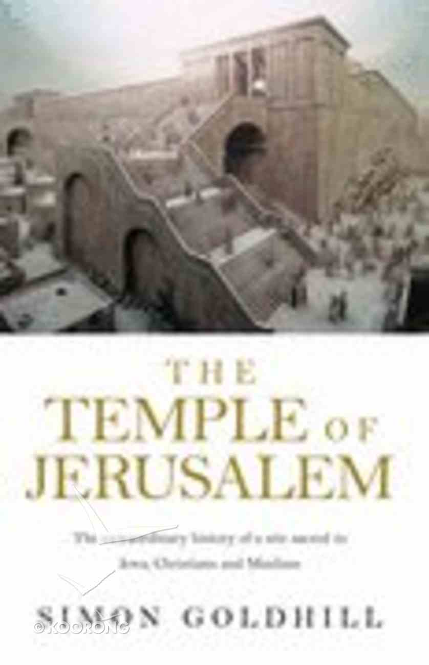The Temple of Jerusalem Paperback