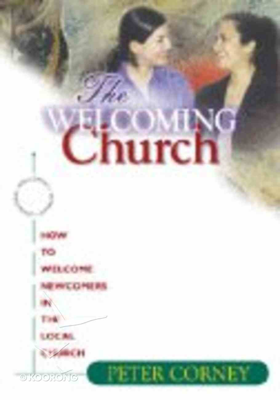 The Welcoming Church Paperback