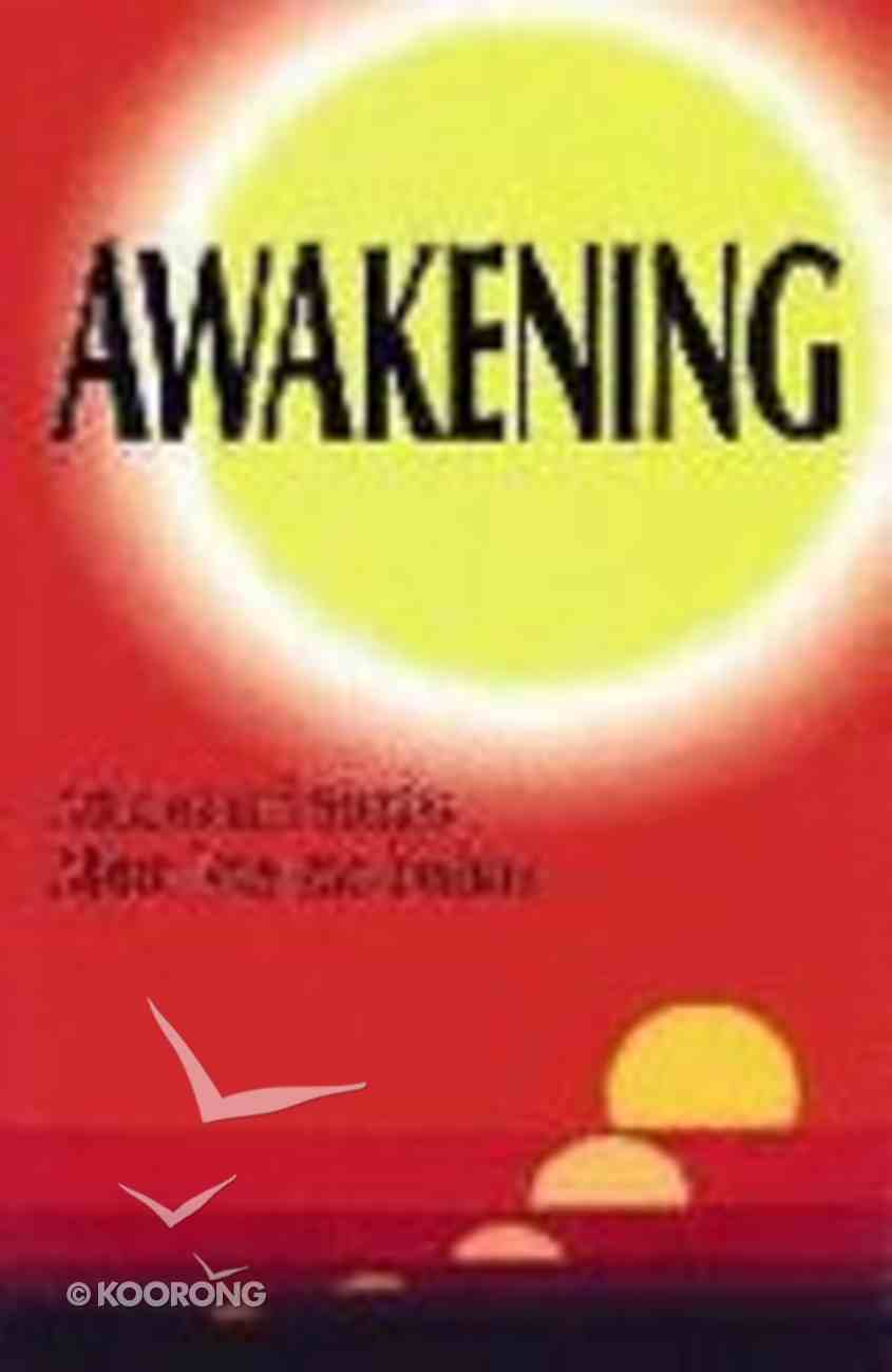 Awakening: Articles and Stories About Jews and Yeshua Paperback