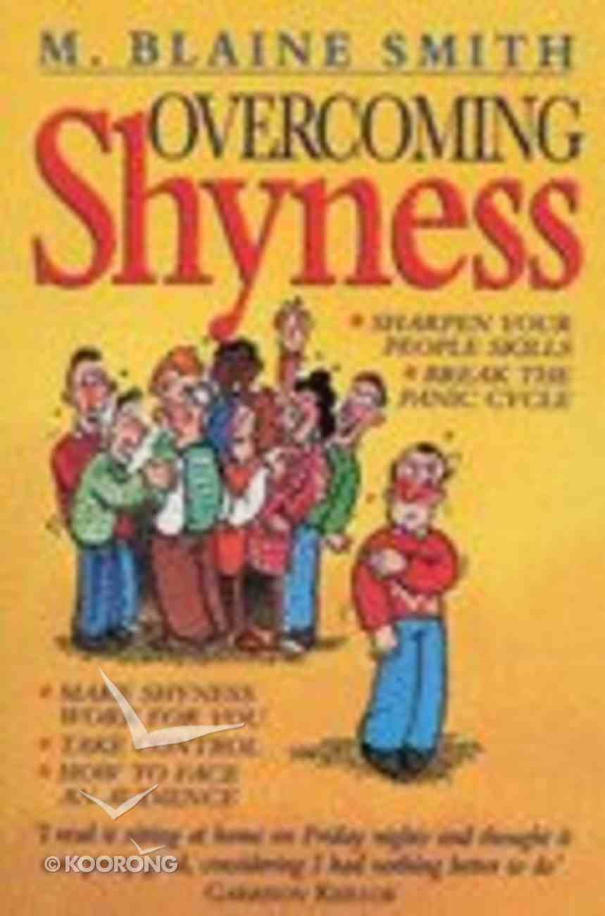 Overcoming Shyness Paperback