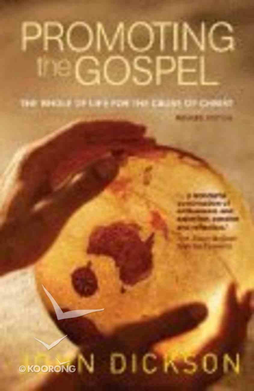 Promoting the Gospel Paperback