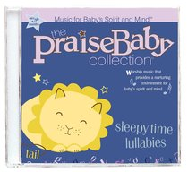 Album Image for Sleepytime Lullabies (Praise Baby Collection Series) - DISC 1