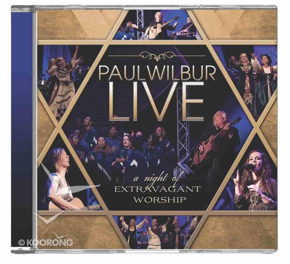 Live: A Night of Extravagant Worship CD