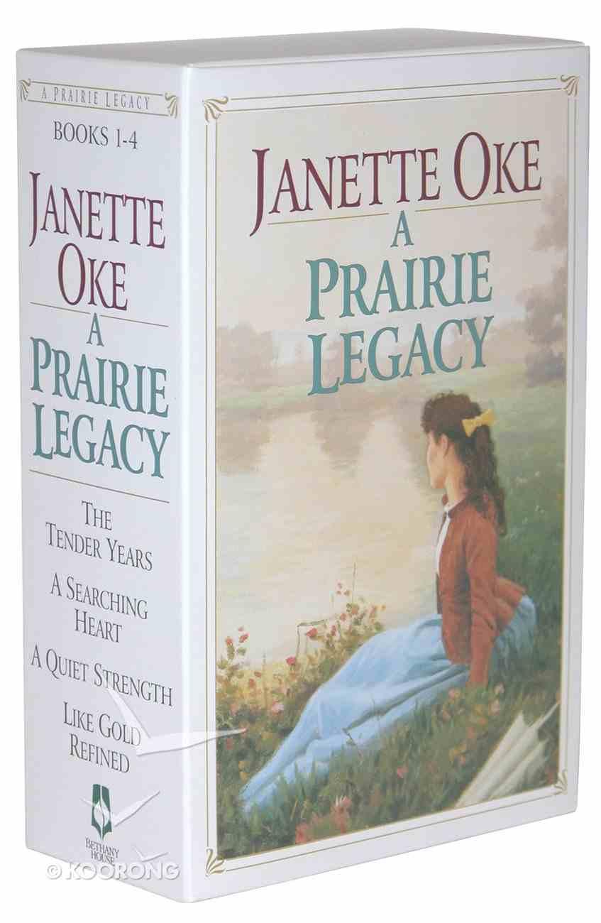 Prairie Legacy (Boxed Set 1-4) (Prairie Legacy Series) Paperback