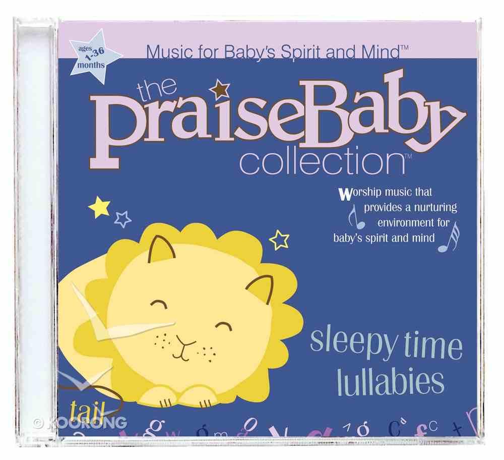 Sleepytime Lullabies (Praise Baby Collection Series) CD