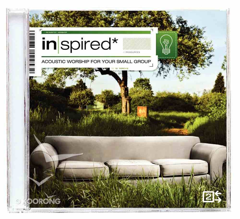 Inspired: Acoustic Worship Volume 2 CD