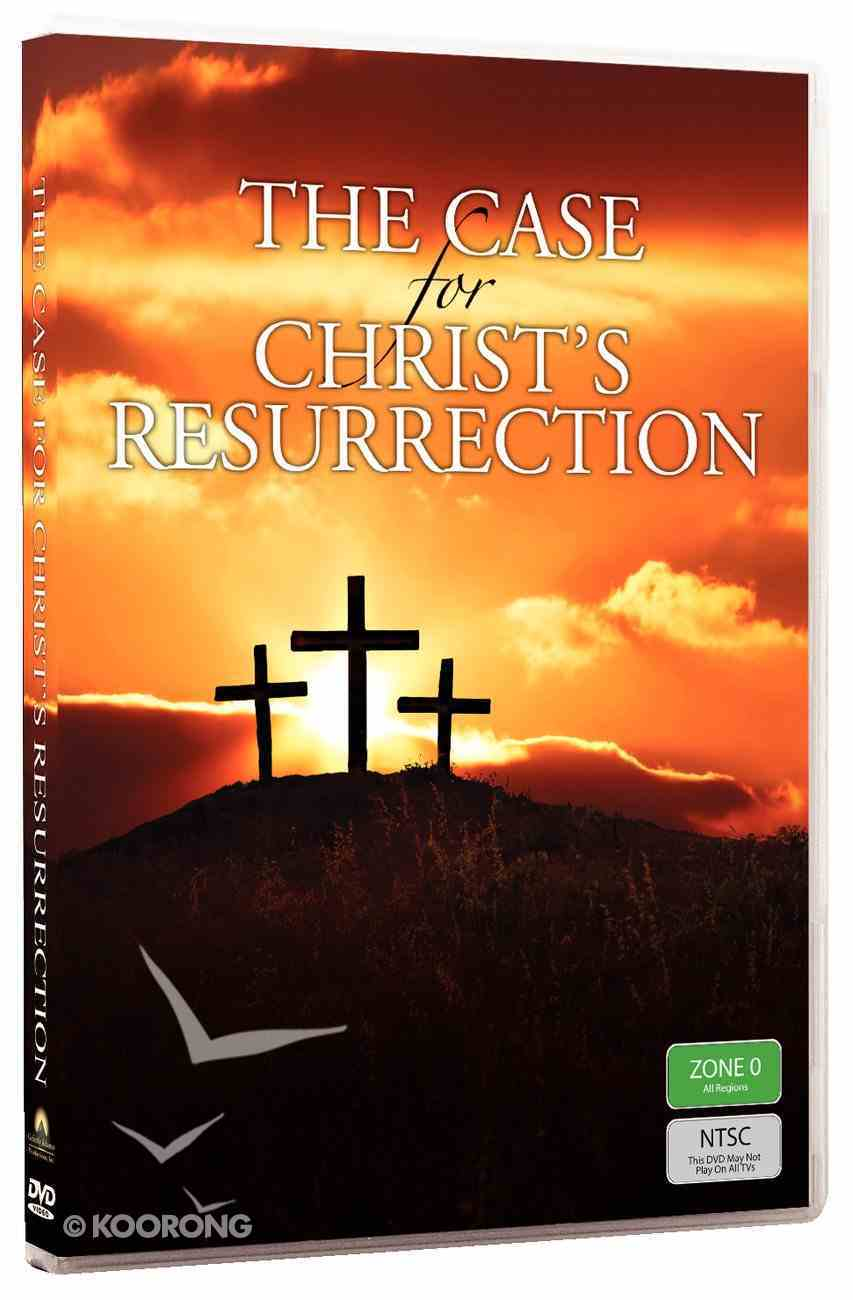 The Case For Christ's Resurrection (Faith Evidence Series) DVD