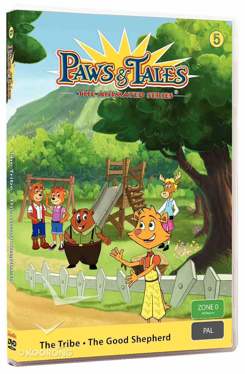 Series 1 #05 (Episodes 10,11) (#1.5 in Paws & Tales Series) DVD