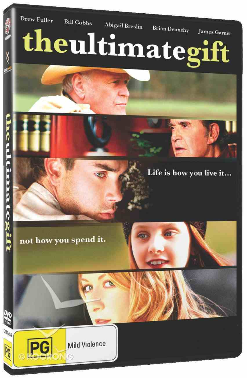 The Ultimate Gift DVD