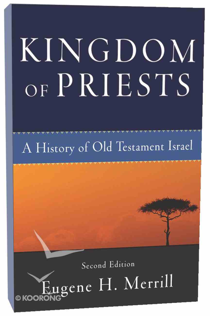 Kingdom of Priests Paperback