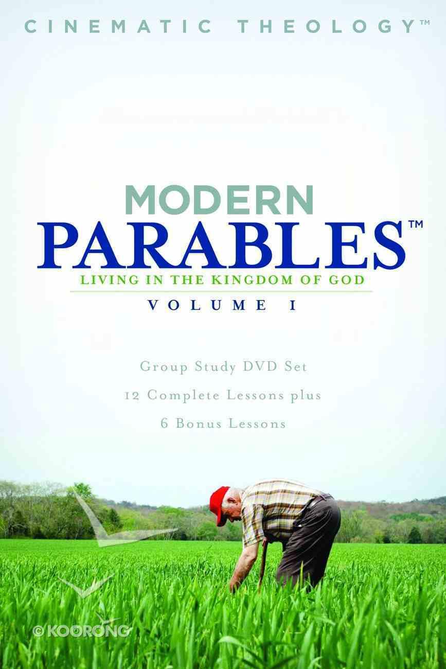 Modern Parables Box Set DVD (Vol 1) Pack
