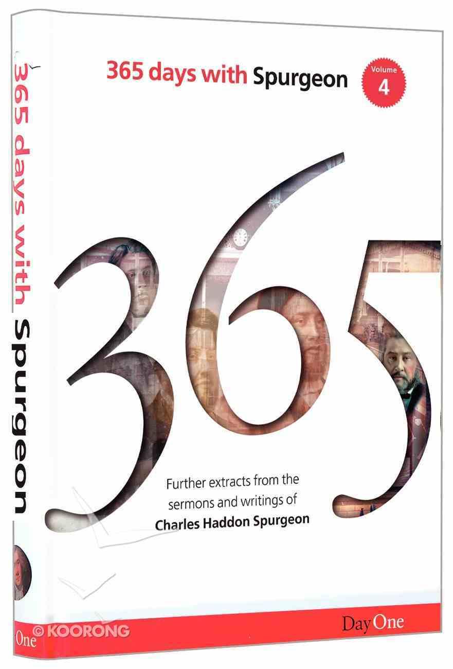365 Days With Spurgeon (Vol 4) Hardback