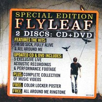 Album Image for Flyleaf Special Edition (With Dvd) - DISC 1