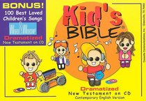 Album Image for CEV Kid's Bible Dramatized New Testament Padded Zipper Case - DISC 1