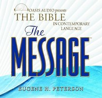 Album Image for Message Complete Bible on MP3 Compact Disc - DISC 1