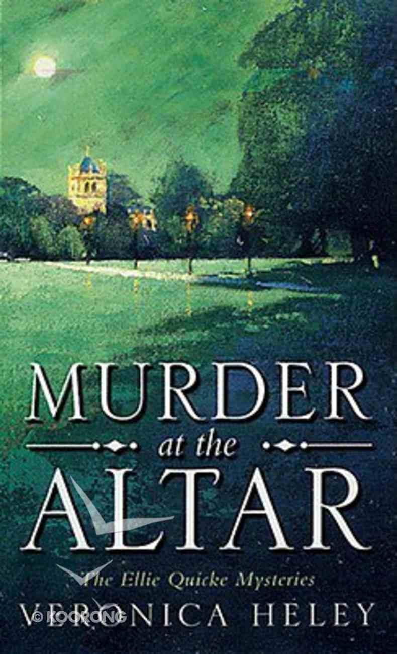 Murder At the Altar Paperback