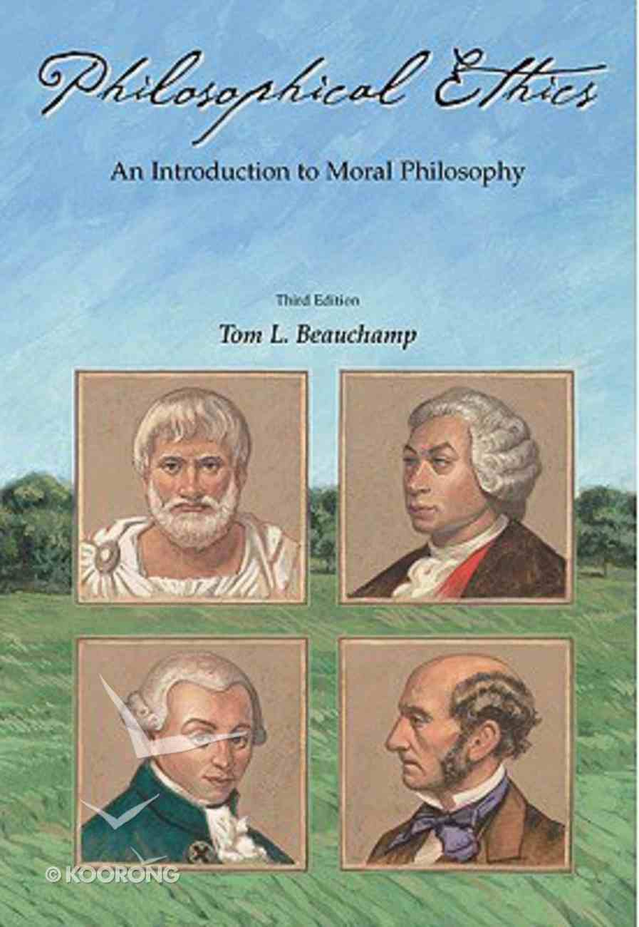 Philosophical Ethics Paperback